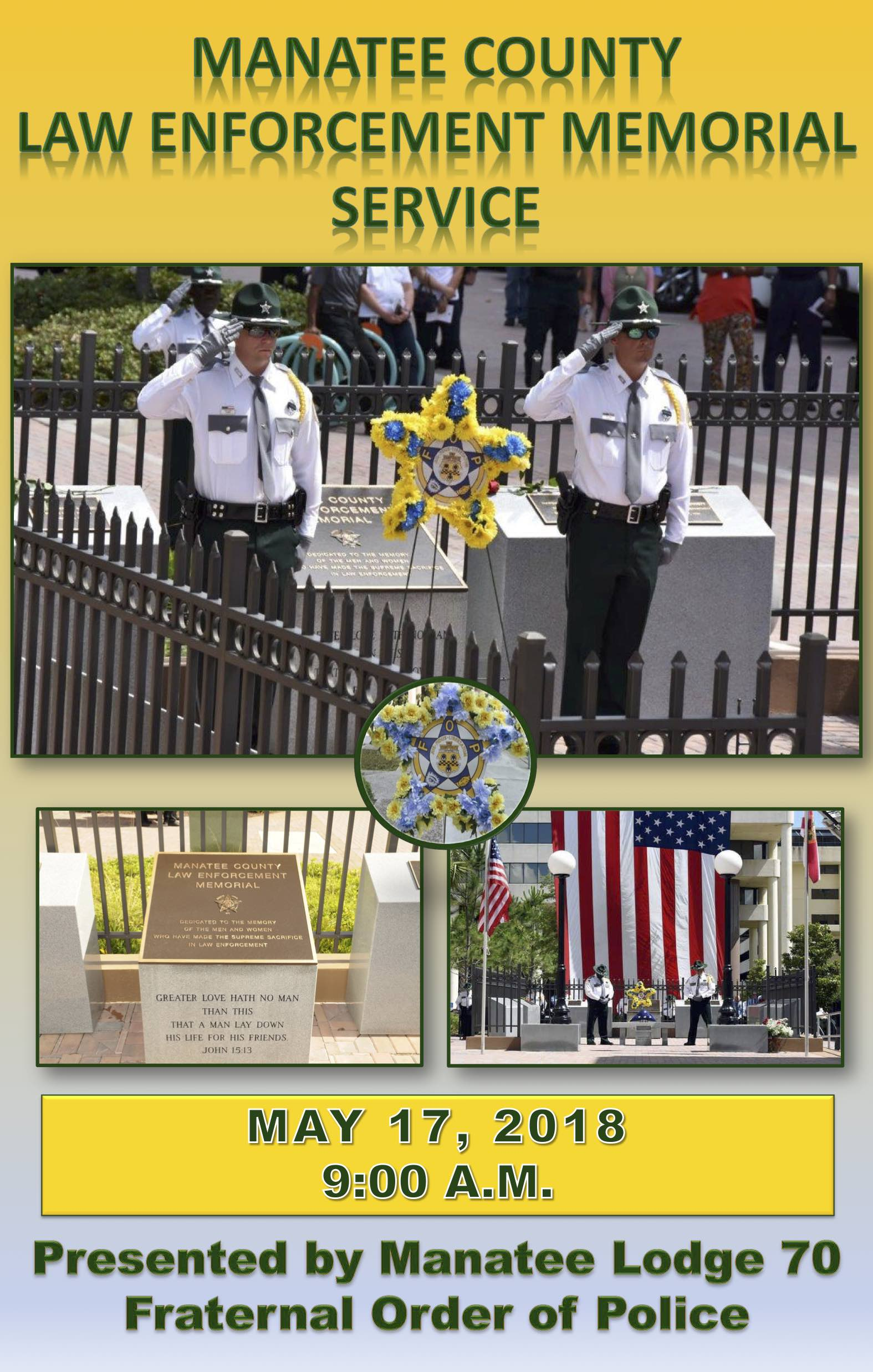 Law Enforcement Memorial Service